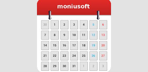 Moniusoft Calendar apk