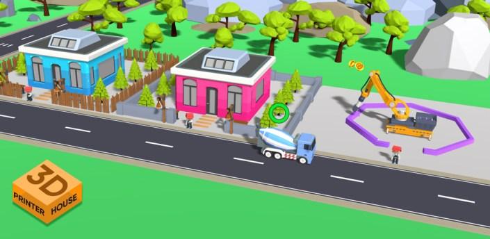 Town Builder - 3D Printing apk