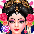 Indonesian Doll Fashion Salon Dress up & Makeover Icon
