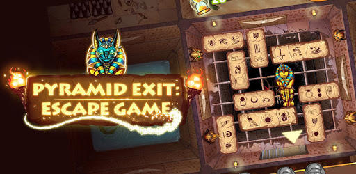 Pyramid Exit : Escape Game apk