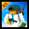 Minecraft : Grand Battle 3D Icon