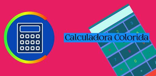 Calculadora Colorida apk