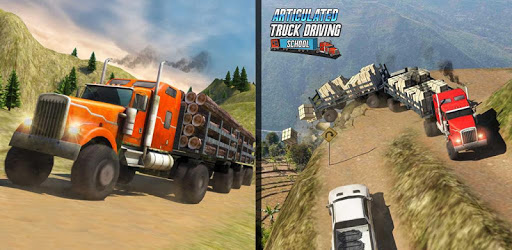 USA Truck Driving School: Off-road Transport Games apk