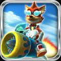 Rocket Racer Icon