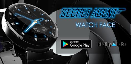 Secret Agent - Watch Face apk