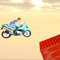 Bike Stunt - Racing Master Games 3D Icon