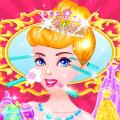 Princess Fashion Salon, Dress Up and Make-Up Game Icon