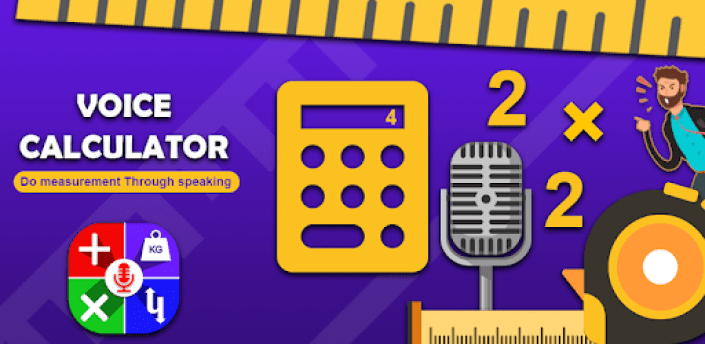 Voice Calculator & Unit Converter 2020 apk