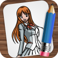 Drawing Anime Manga Icon