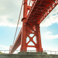 Bridge Road Builder: City Bridge Construction Icon