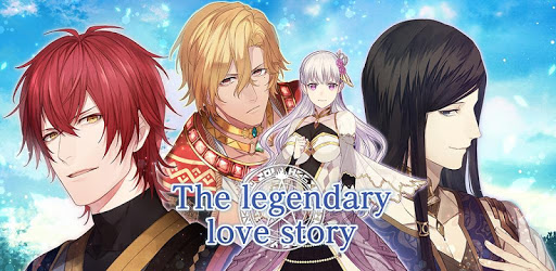 The legendary love story   Otome Dating Sim game apk