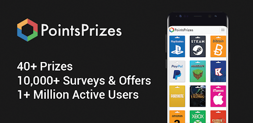 PointsPrizes - Free Gift Cards apk