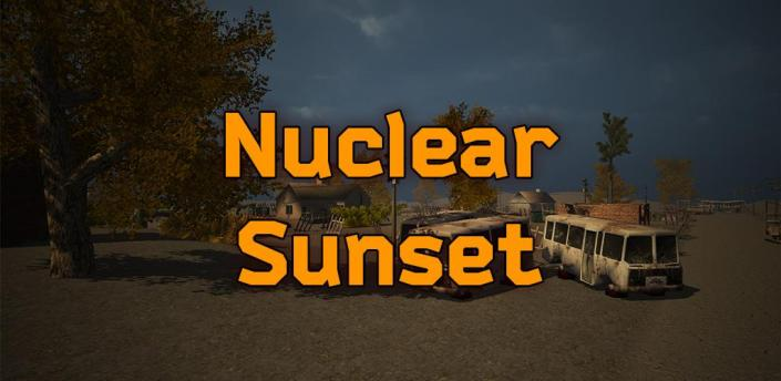 Nuclear Sunset: Survival in post apocalyptic world apk