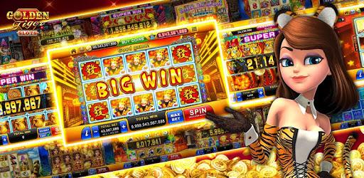 Golden Tiger Slots - Online Casino Game apk
