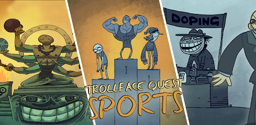 Troll face Quest Sports puzzle apk