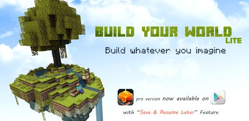 Build Your World Lite apk