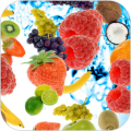 Animated Fruits Live Wallpaper Icon