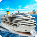Cargo Ship Simulator City Cargo Transport Game 3D Icon