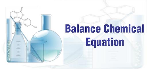 Balance Chemical Equation apk