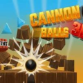 CANNON BALLS 3D Icon