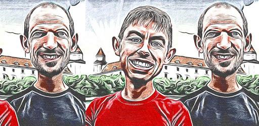caricature maker - funny face apk