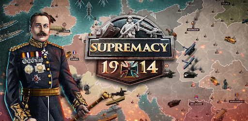 Supremacy 1914 - Real Time Grand Strategy Game apk