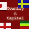 Country n Capital Icon