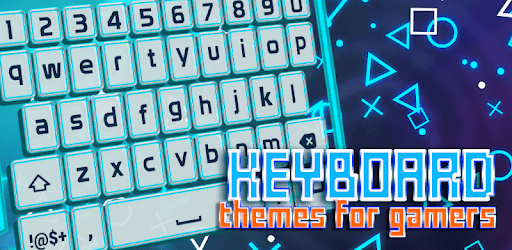🎮 Keyboard Themes For Gamers 🎮 apk