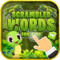 Scrambled Words for Kids Icon