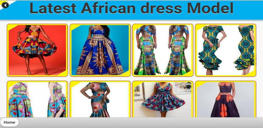 Latest African dress Model apk