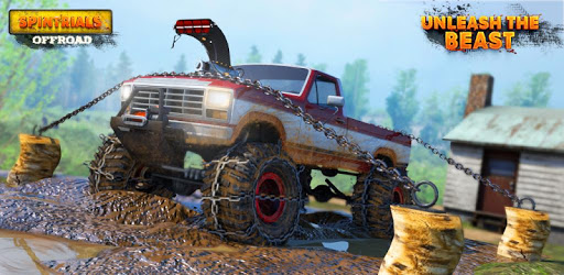 Spintrials Offroad Driving Games apk