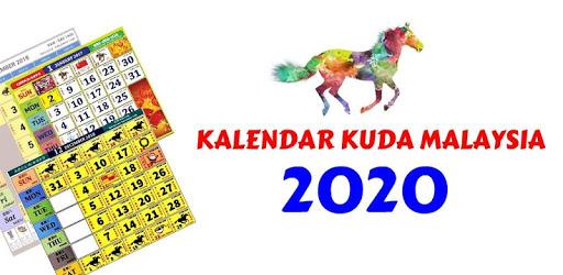 Kalendar Kuda Malaysia 2020 apk