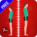 Height Increase Exercise - Height Increase Workout Icon