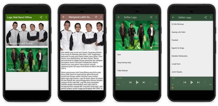 Album Lagu Ost Wali - Gajah Di Balik Batu apk