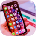 ios 12 launcher xs - ilauncher icon pack & themes Icon