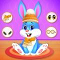 Bunny friend: Rabbit dress up games Icon