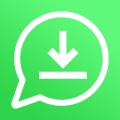 downloader for whatsapp status & save status Icon