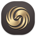Gold Icons Pro -Cool Icon Pack Icon