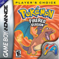 Pokemon Fire Red Icon