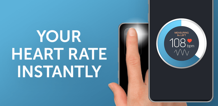 Instant Heart Rate: HR Monitor & Pulse Checker apk