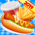 Cooking Games Restaurant Chef: Kitchen Fast Food Icon