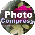 Photo Compress Pro Icon
