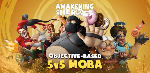 Awakening of Heroes: MOBA 5v5 apk