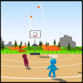 Basket Shooter 3D Icon