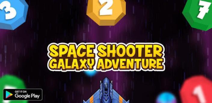 Space Shooter - Galaxy Adventure apk