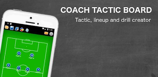 Coach Tactic Board: Football apk