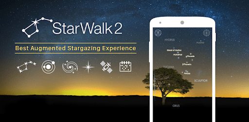 Star Walk 2 - Night Sky View and Stargazing Guide apk