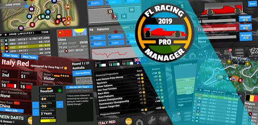 FL Racing Manager 2019 Pro apk