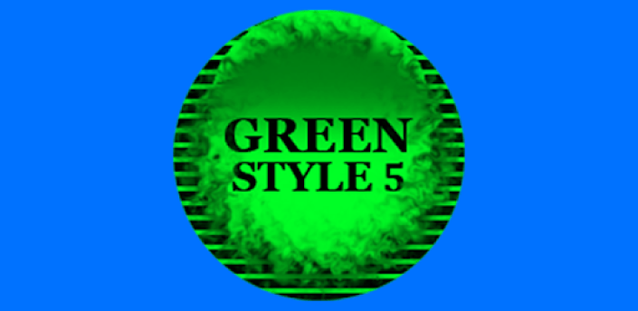 Green Icon Pack Style 5 ✨Free✨ apk