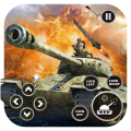 Free Battle of Tank Games: Army World War Machines Icon